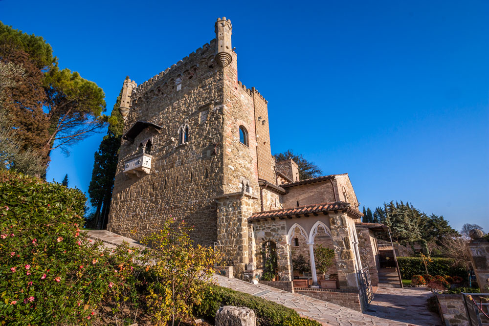 castle monterone