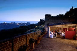 Gradale Restaurant - Panoramic Terrace