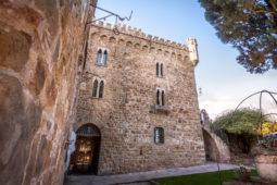 Castello di Monterone - Ingresso