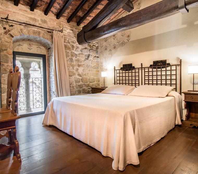 18 Camere In Un Castello Medievale Trasformato In Residenza D Epoca