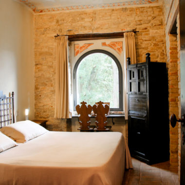 Monterone Castle - Camera dei Lecci - Double room