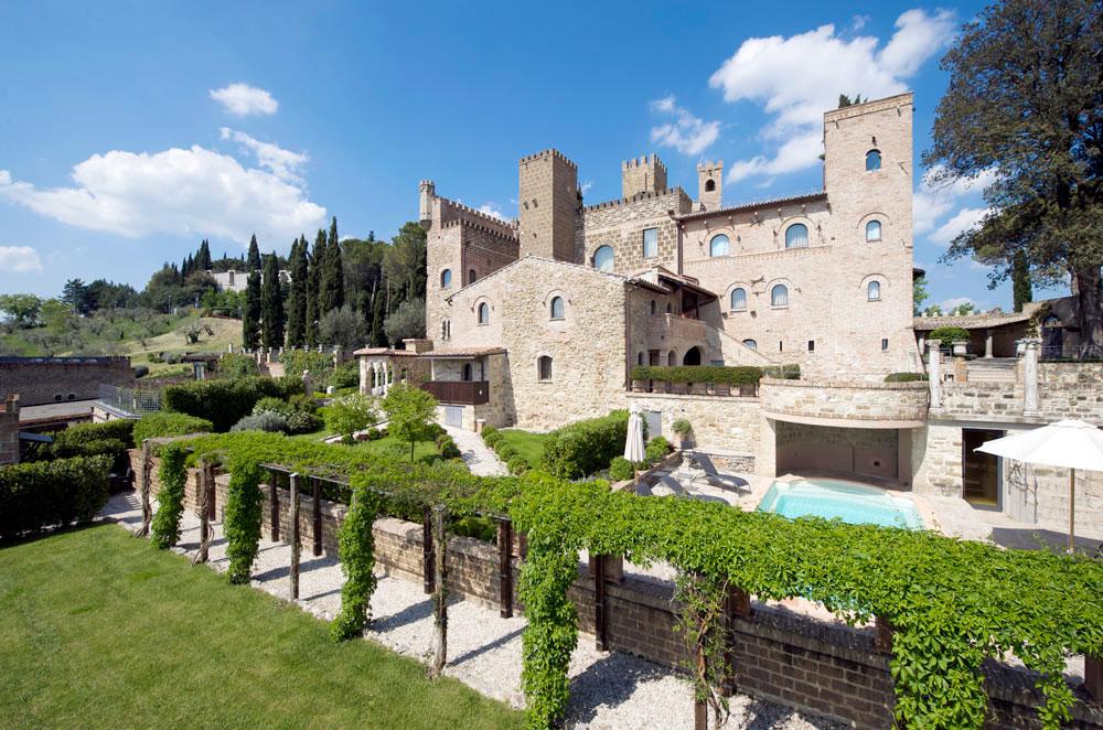 Castello di Monterone - Residenza d\'epoca in Umbria