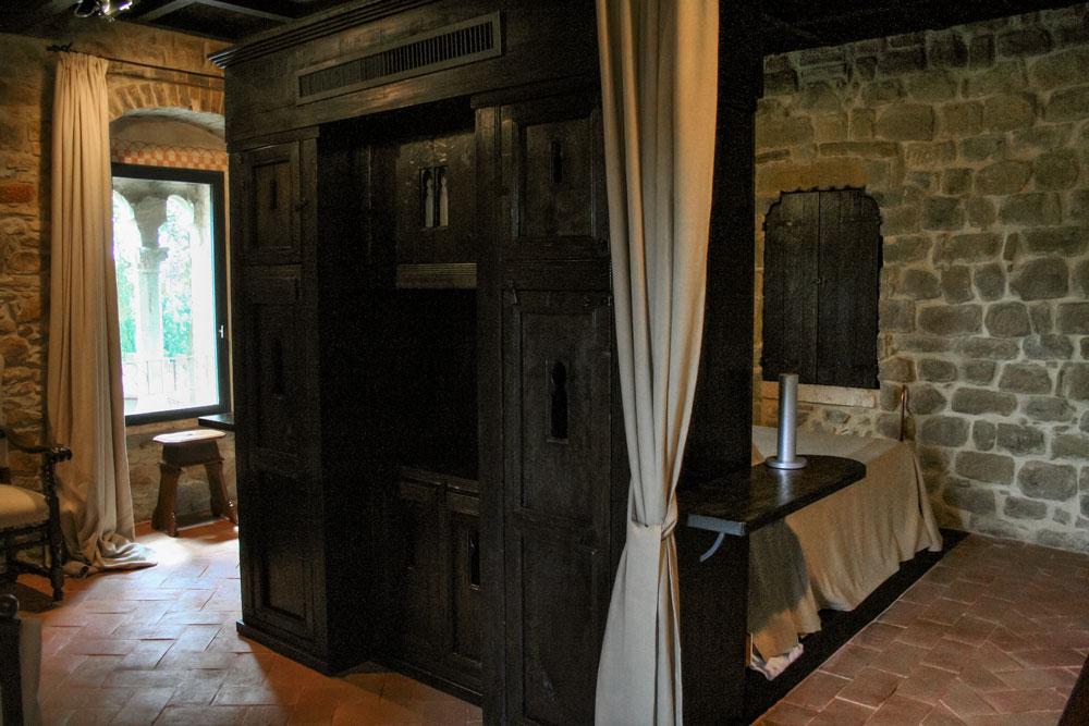 Camera del Ponte Levatoio | Castello di Monterone