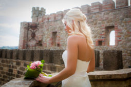 Wedding in Umbria at Castle Monterone