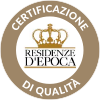 Quality Certification - Residenze d'epoca