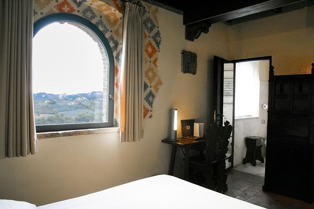 Camera del duca castello di monterone for Piani camera a castello